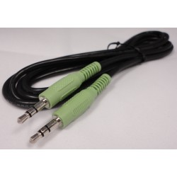 CA3416 - JACK STEREO CABLE. (180 cm - Inch 70,87)