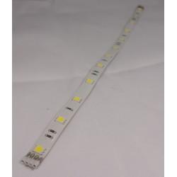 EL3405 - LED STRIP WHITE COLOUR - 12 LEDS (30,5 cm - Inch 2,95)