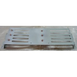 """ME3408 - MONITOR 19"""" (4th) HOLDER FOR FUTURE EXPANSION. STRIP (RAW METAL)"""