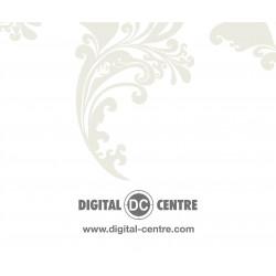 DE3706 - DECAL CRYSTAL WHITE - 6.BOTTOM BACK DOOR (59,5x50 cm - Inch 23,23x19,68)