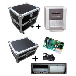 SE0071 - BACKUP CASE + PRINTER + PC + CAMERA + CONTROL BOARD