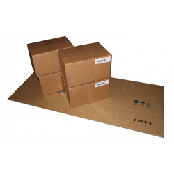 PO68-04 - FILM CASE 4 BOXES OF 2 ROLLS PO68 (3,200 VENDS - 6,400 STRIPS)