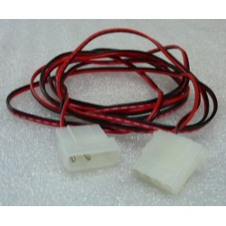 CA2905 - 12V ENTENSION M/F CABLE FROM CAMERA TO 12V Transformer (235 cm - Inch 92,51)