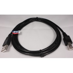 CA3414 - USB CABLE FROM PRINTER TO PC AM/BM (180 cm - Inch 70,87)