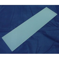 PL3501 - LATERAL LIGHT PLASTIC DIFFUSER (WHITE) (26,5X7X0,3 cm - Inch 10,43X2,76X0,12)