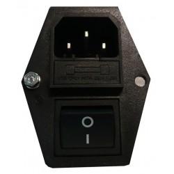 EL3406 - FILTER 2 FUSES STANDARD 6A
