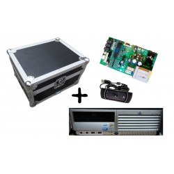 SE0073 - BACKUP CASE + PC + CAMERA + CONTROL BOARD
