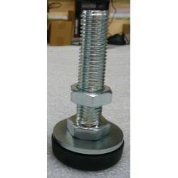 ME2930 - METAL LEG (16x80 mm - Inch 0,06x0,315)