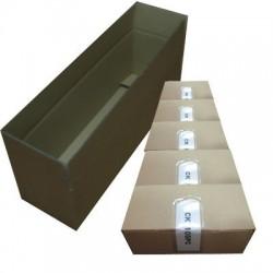 CK710SPC-05 - FILM CASE 5 ROLLS CK710SPC (1,000 VENDS 16 STICKERS)