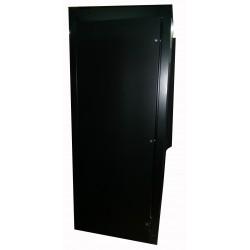ME3308 - FRONT DOOR PNG (BLACK) (64,5x171,6 cm - Inch 25,3x67,5)