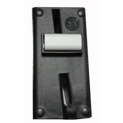 CO0023 - COIN ACCEPTOR PLASTIC FRONT ADAPTER