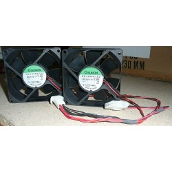 EL3408 - FAN (2 UNITS 12V) TWIN