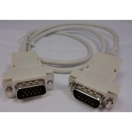 CA3404 - VGA CABLE M/M (100 cm - Inch 39,37)