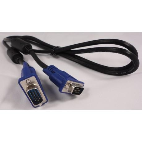 CA3403 - VGA CABLE M/M (150 cm - Inch 59,06)