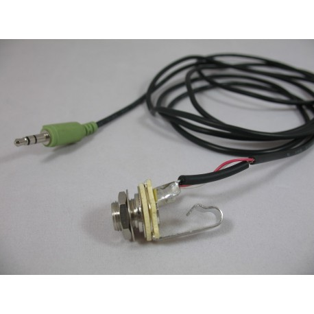 CA3425 - CABLE FROM EXTERNAL MIC JACK TO PC