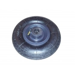 PL5201 - PNEUMATIC WHEELS 200mm (black) for MINI IGO