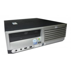 PC0011 - PC HP C2D (WITHOUT VIDEO CARD 4 MONITORS)